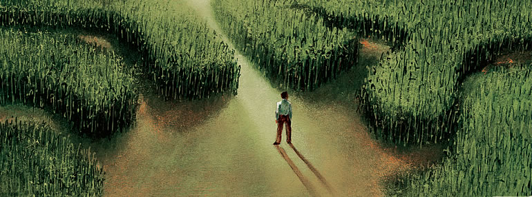 Personality Test: The Maze That Defines What You Were Are And Need